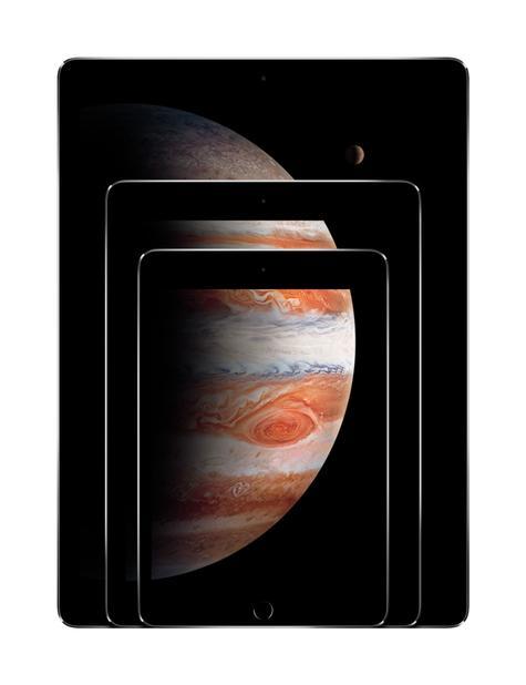 iPad Mini 4 y familia