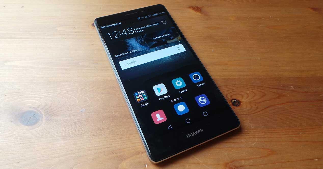 Teléfono Huawei Mate S
