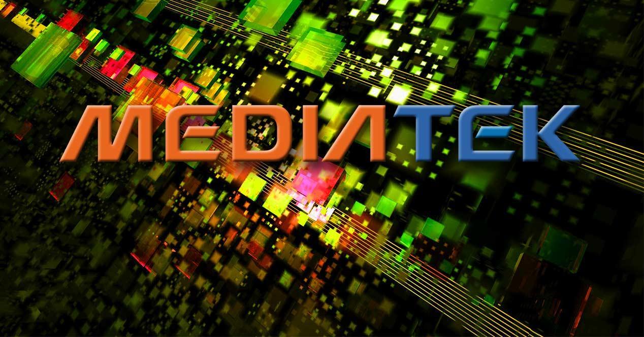 Logo de MediaTek