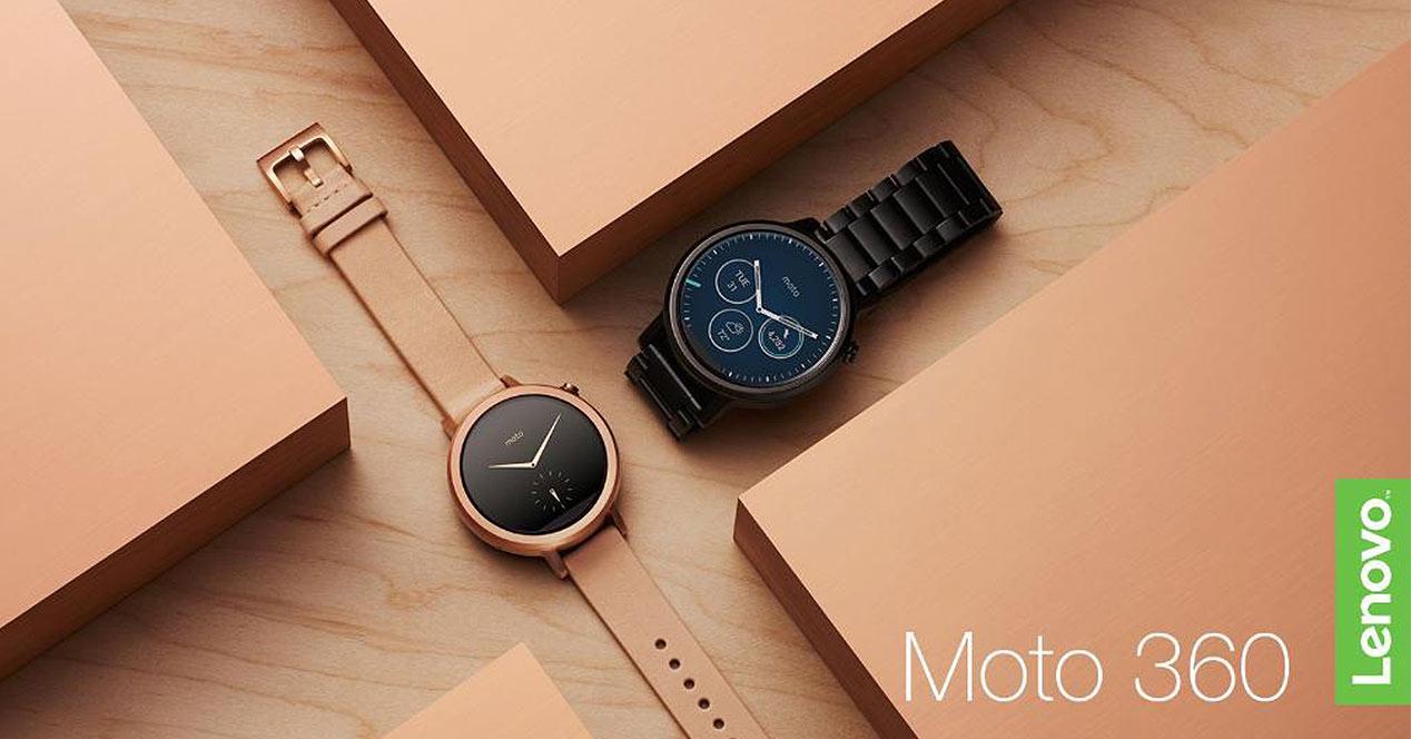 Motorola Moto 360 de segunda generación