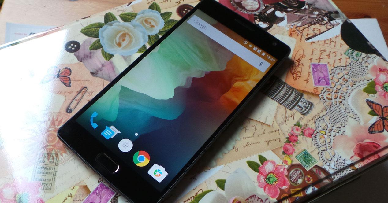 Teléfono OnePlus 2