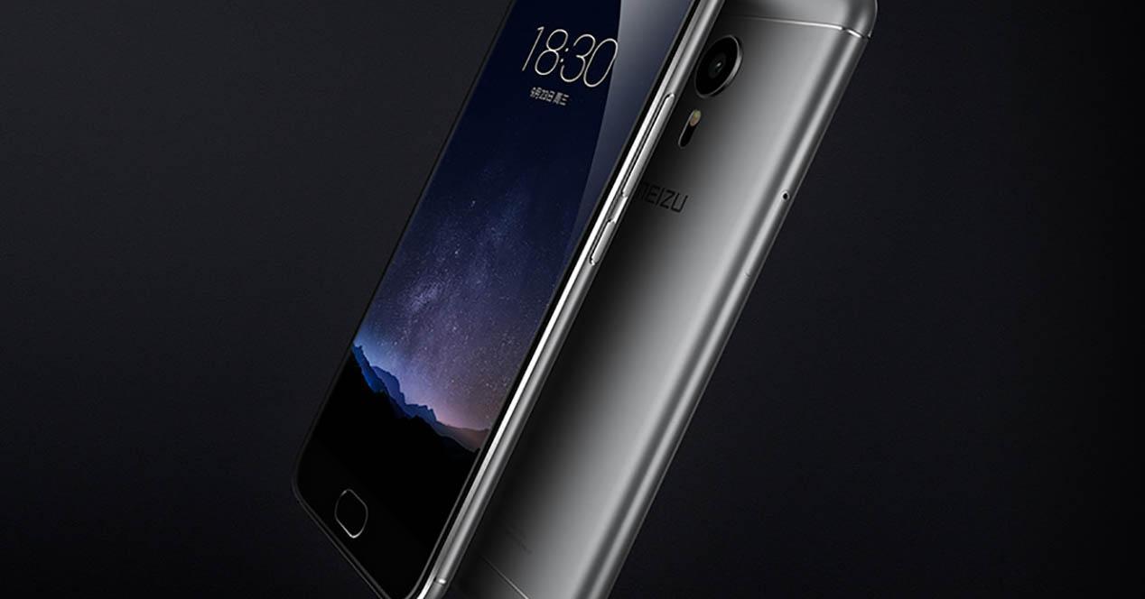 Meizu Pro 5 portada