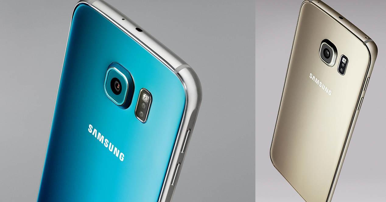 Samsung Galaxy S7 3GB portada