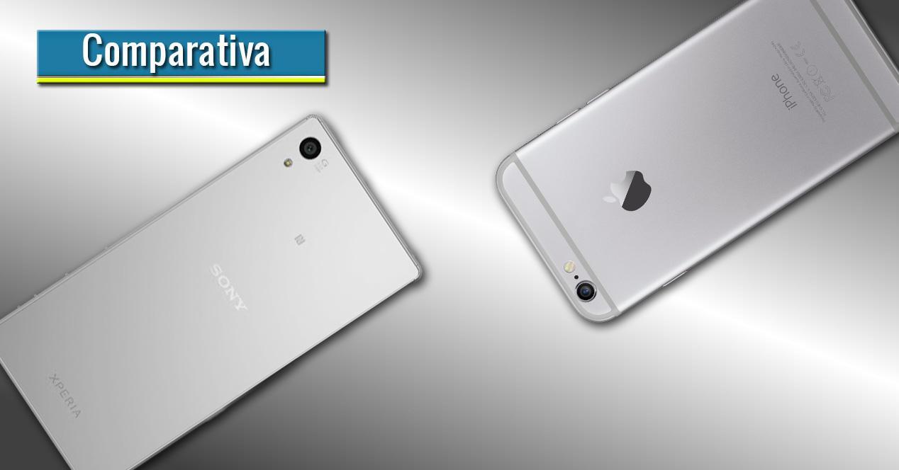 Comparativa del Sony Xperia Z5 Premium