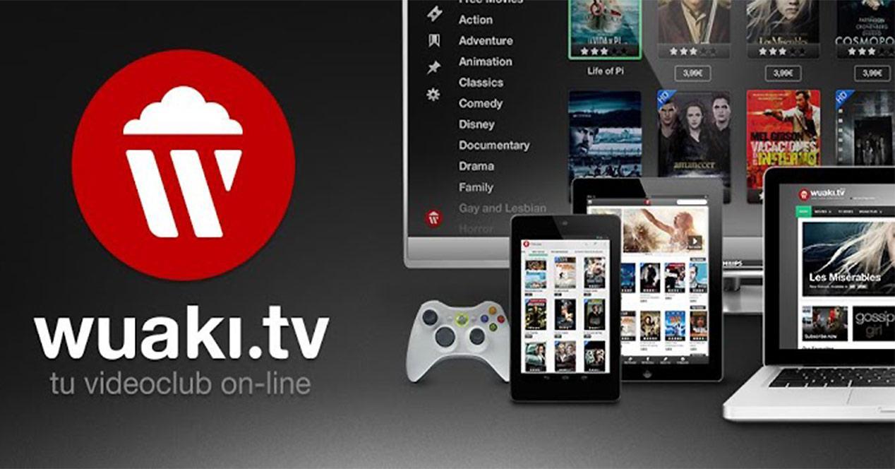 Wuaki.tv en smartphones