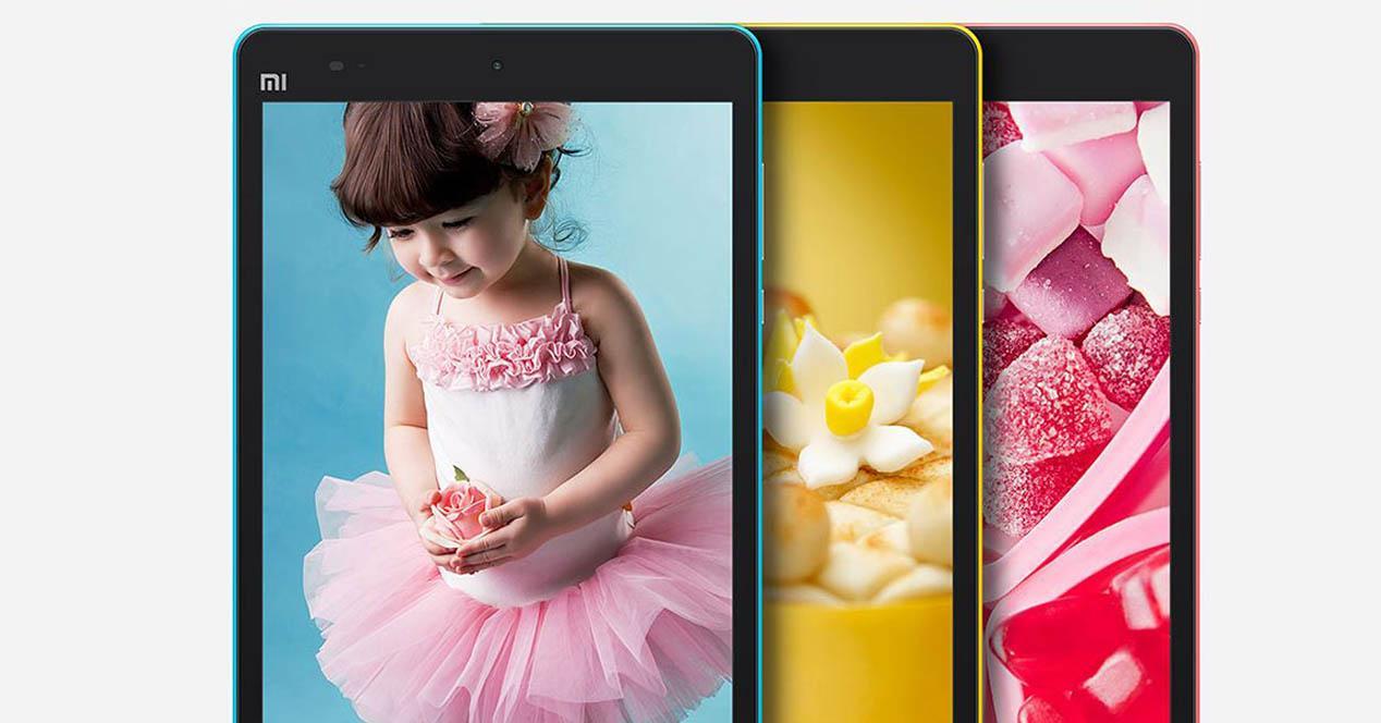 Xiaomi Mi Pad portada