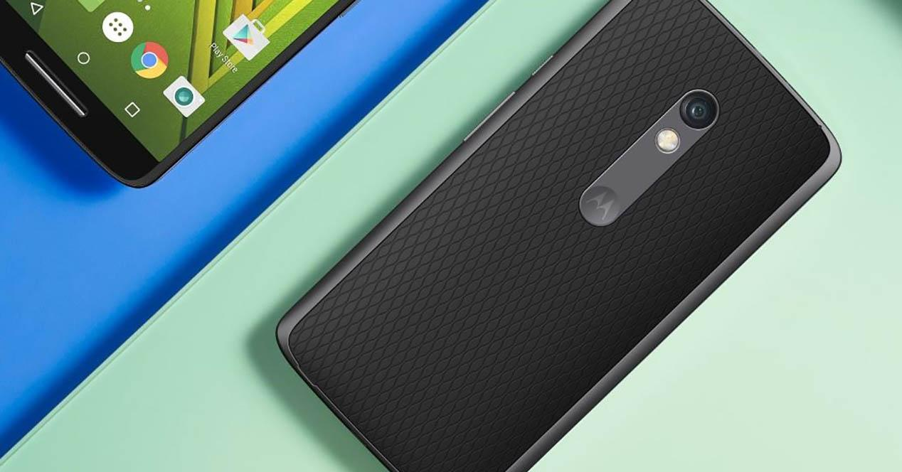 Motorola comparativa