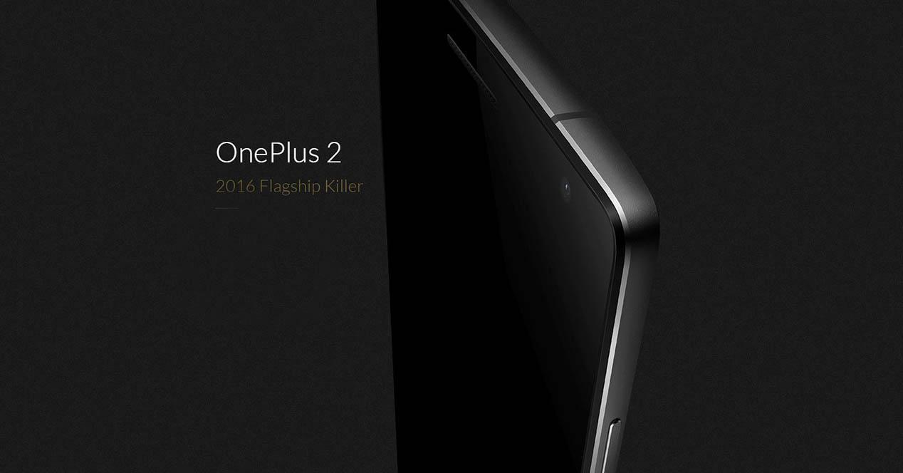 OnePlus 2 promocion portada