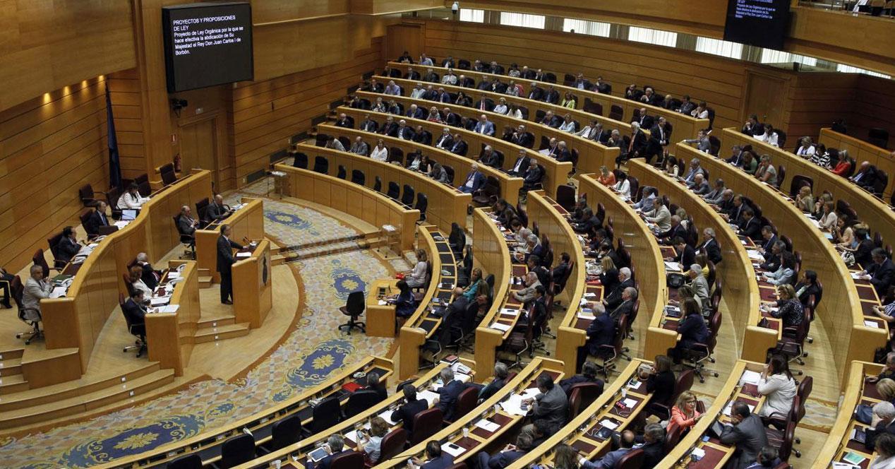 Senado Spain