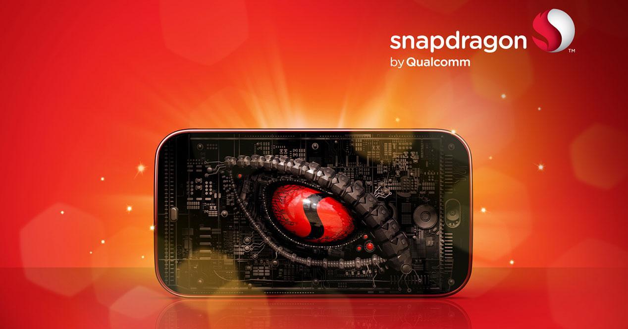 Snapdragon Qualcomm en movil genérico