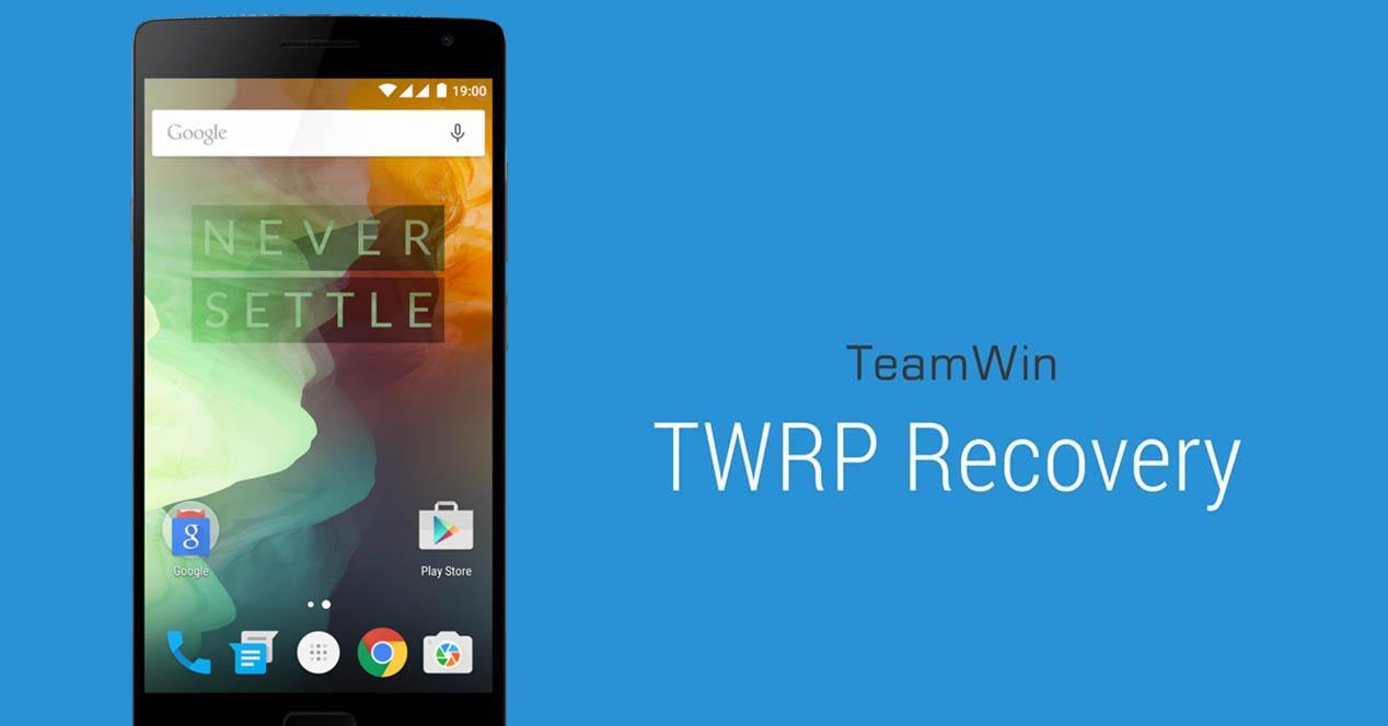 OnePlus 2 TWRP
