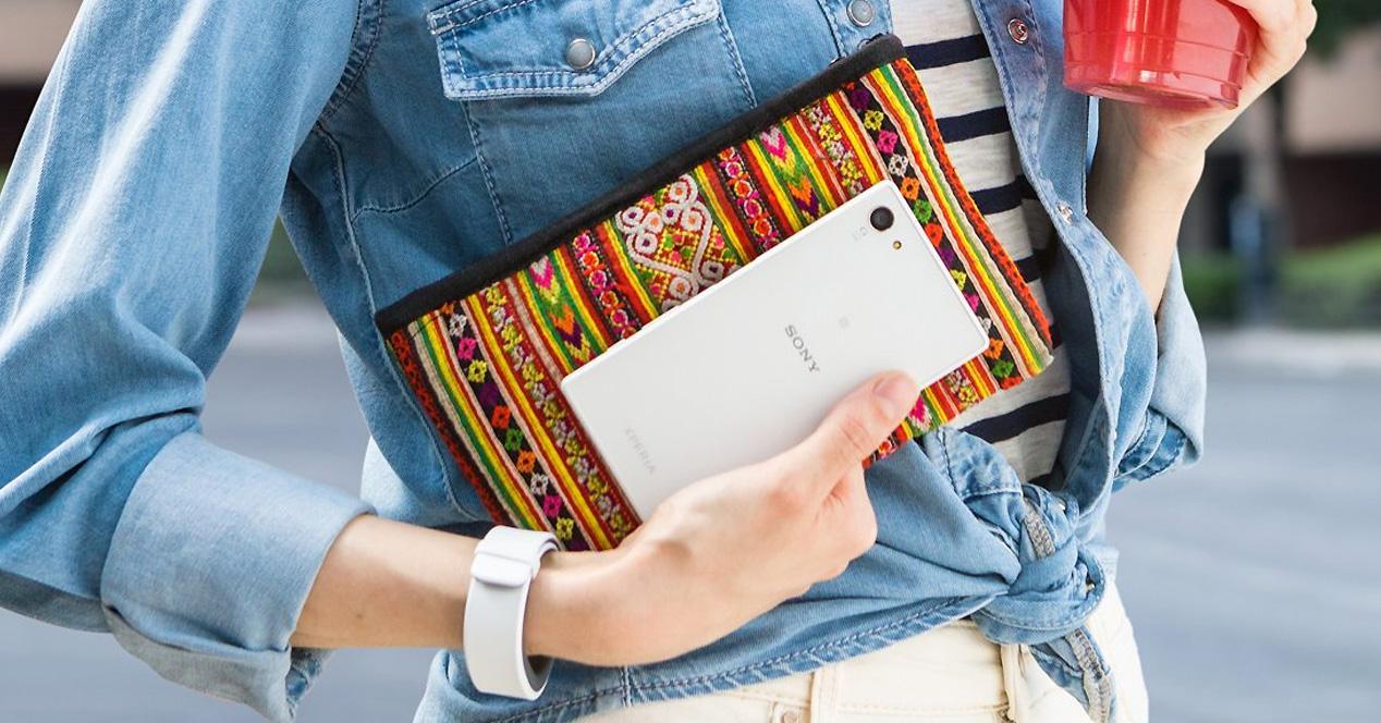 Xperia Z5 Compact de Sony.