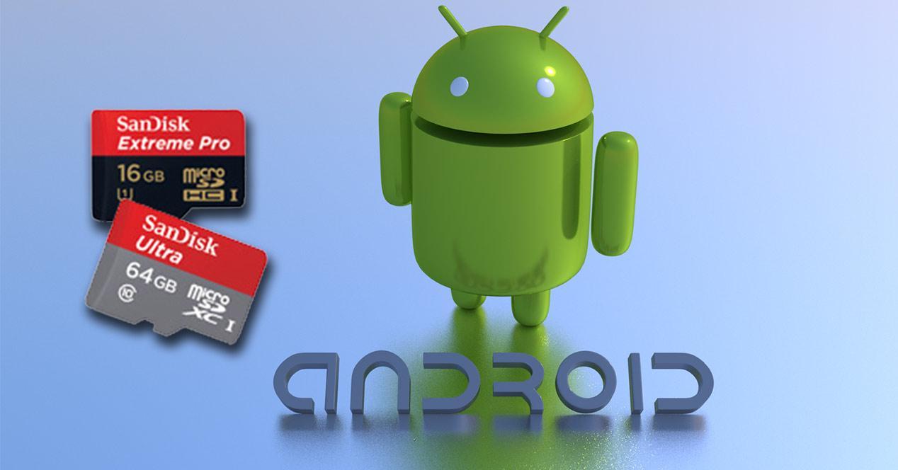 Memoria interna en Android 6.0
