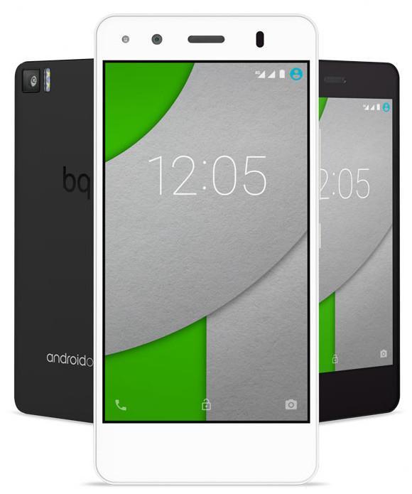 BQ Aquaris A4.5 con Android One