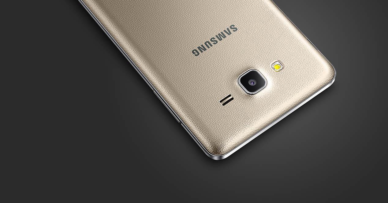 Galaxy On dorado portada