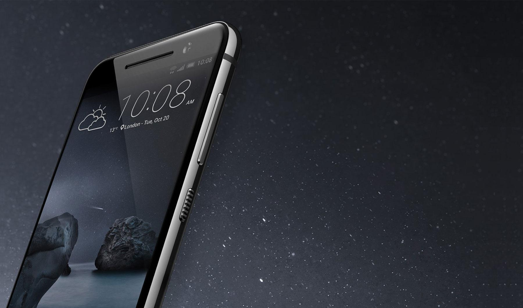 HTC One A9 detalle del perfil
