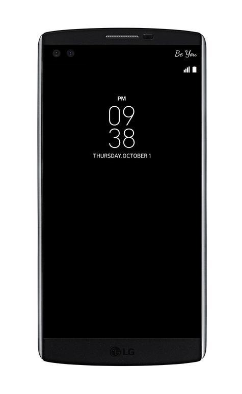 LG V10 Android en color negro