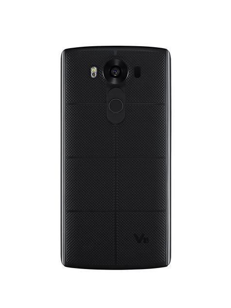 LG V10 cámara trasera