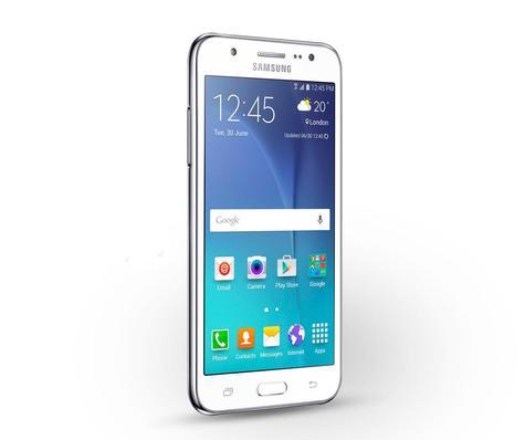 Samsung Galaxy j5 blanco