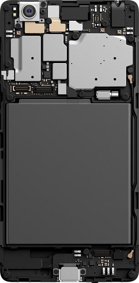 Xiaomi M4iC componentes internos