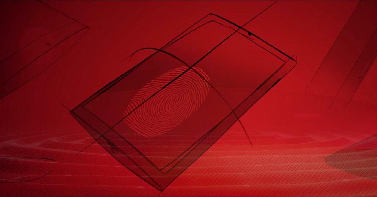 Sensor de huellas del Xiaomi Mi5