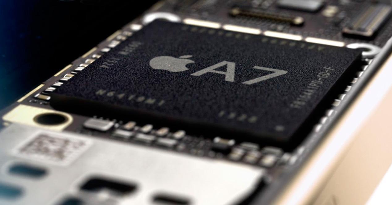 Chip A7 de Apple