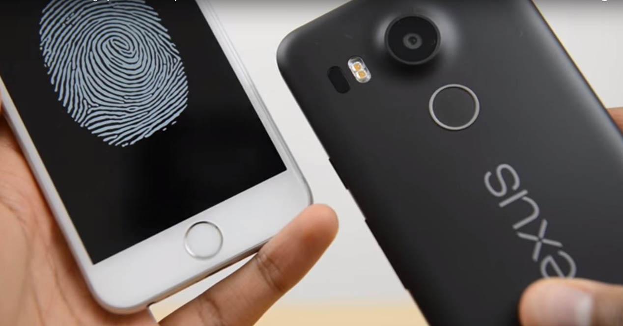 iPhone 6s vs Nexus 5X