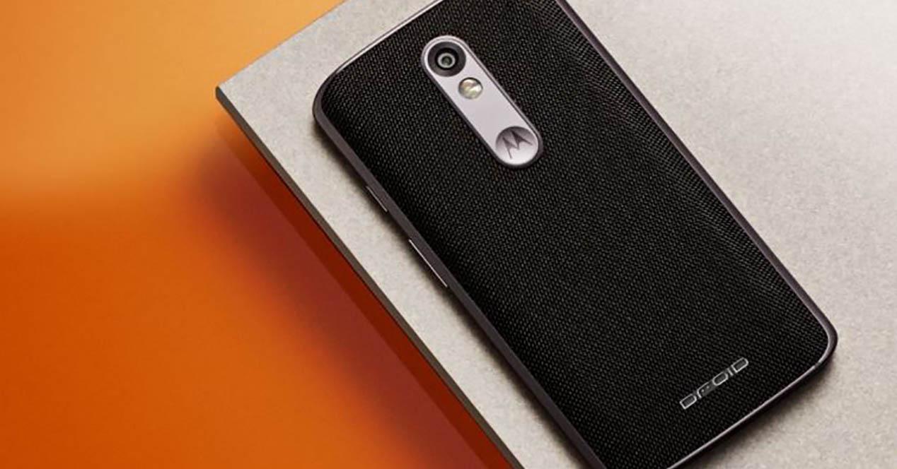Motorola Moto X Force portada