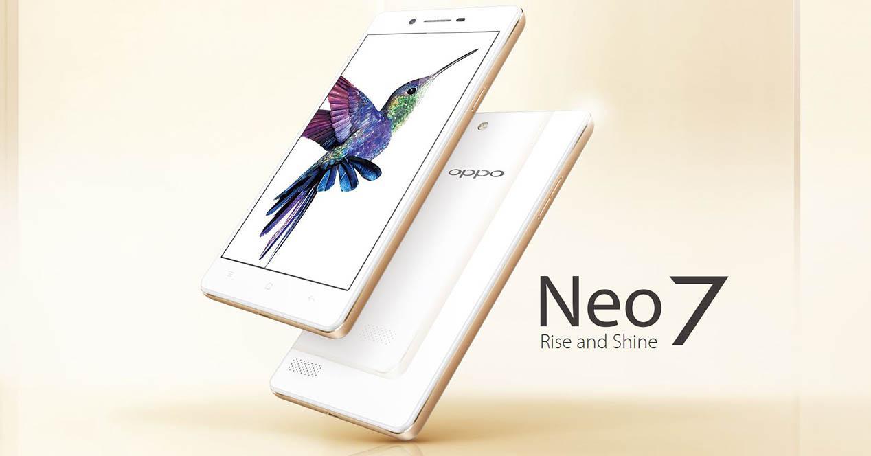 oppo Neo 7 portada