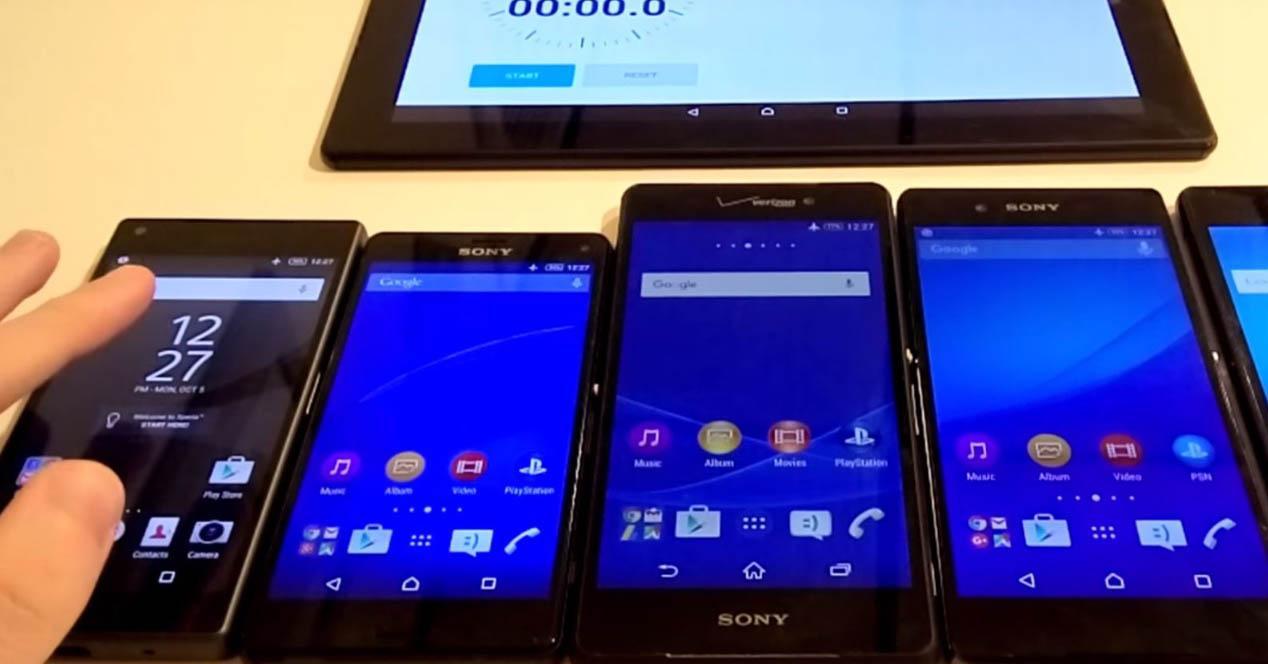 Xperia Z5 4K