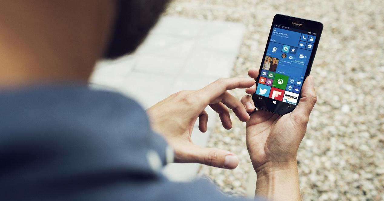 Lumia 950 portada