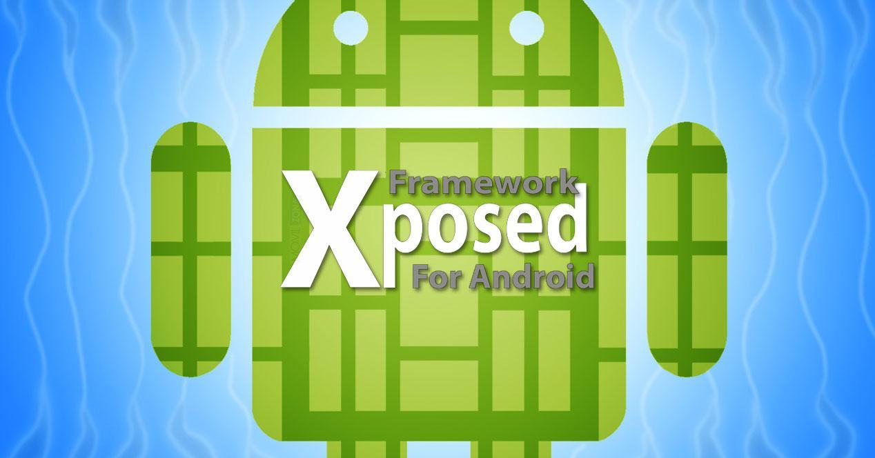 Logo de Android con Xposed Framework