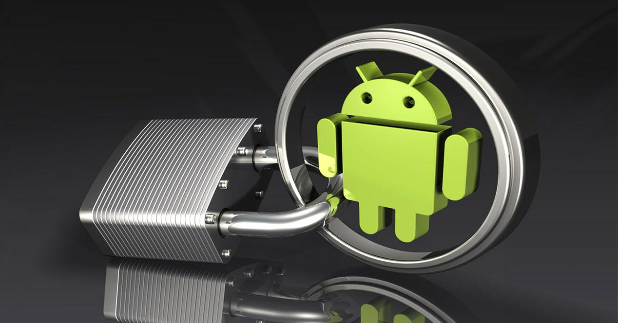 Candado en Android