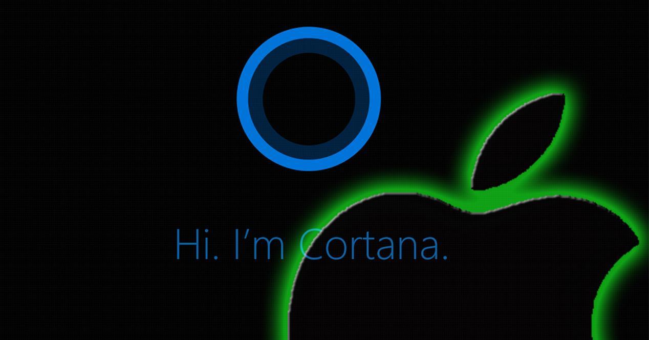 Icono de Cortana para iOS