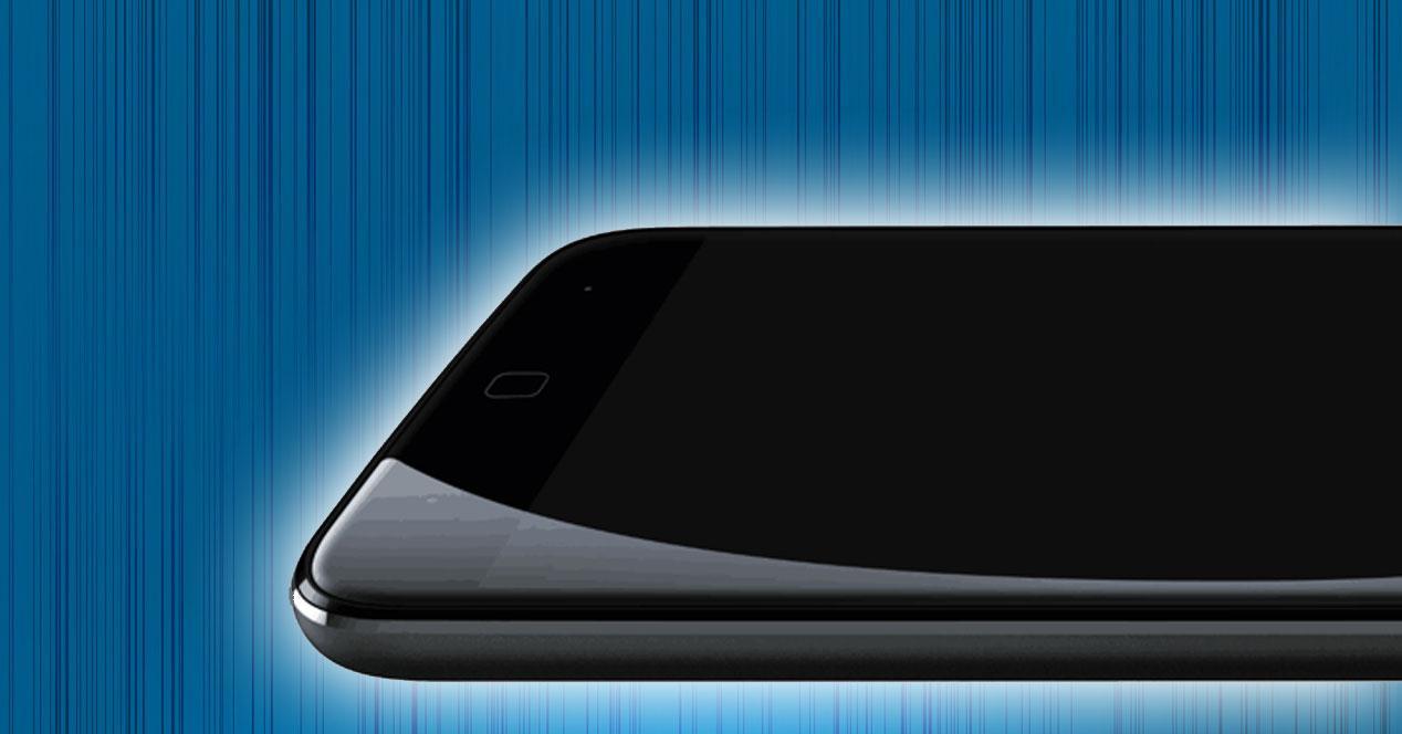 Elephone Ivory pantalla