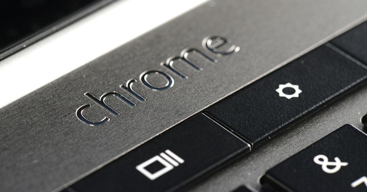 Chromebook con Chrome OS