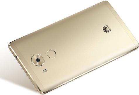 Huawei Mate 8 vista trasera