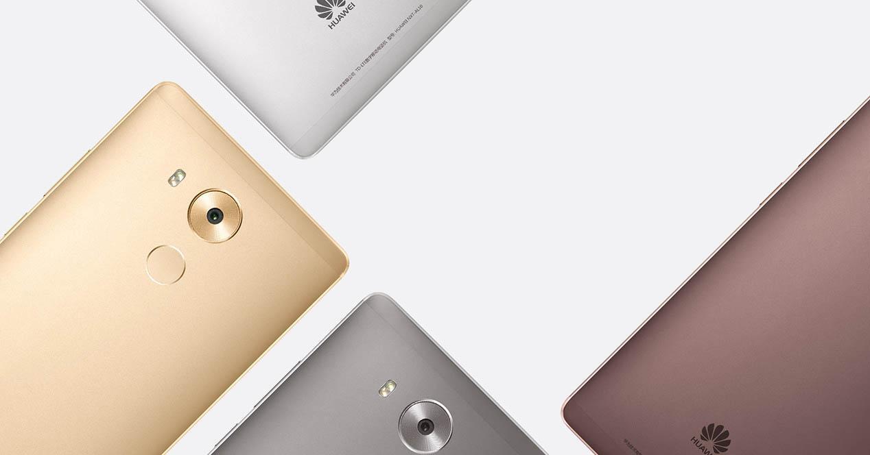 Huawei Mate 8 antutu portada