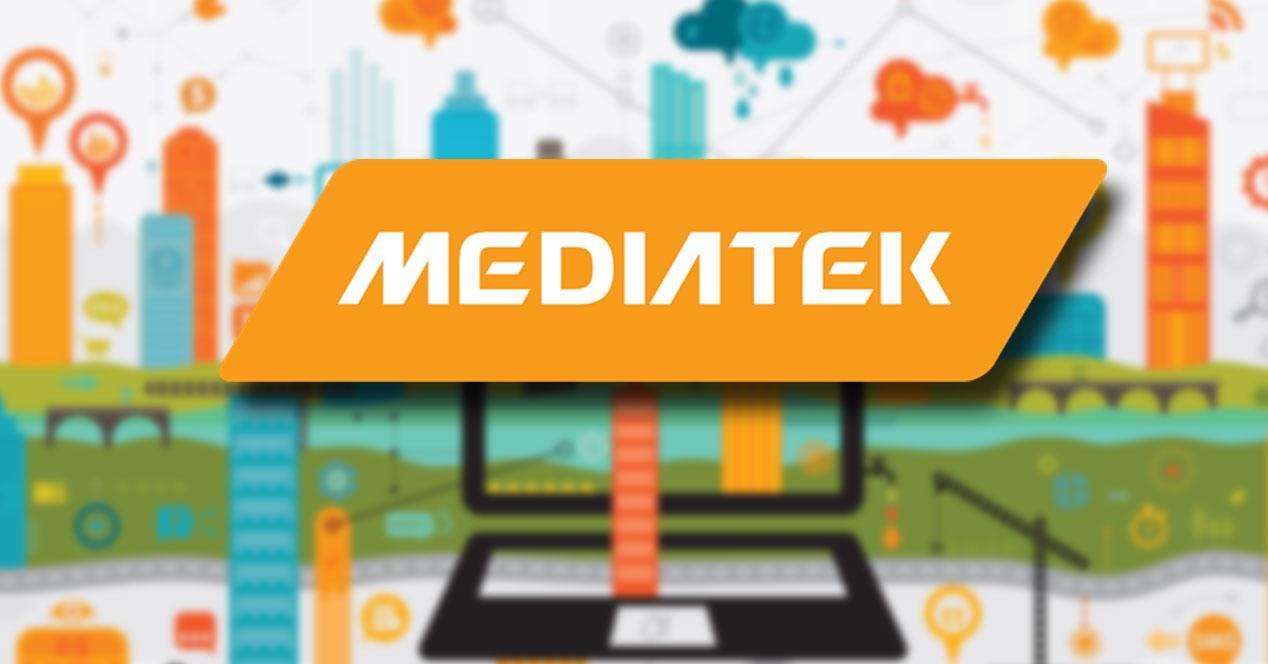 Internet de las cosas y MediaTek