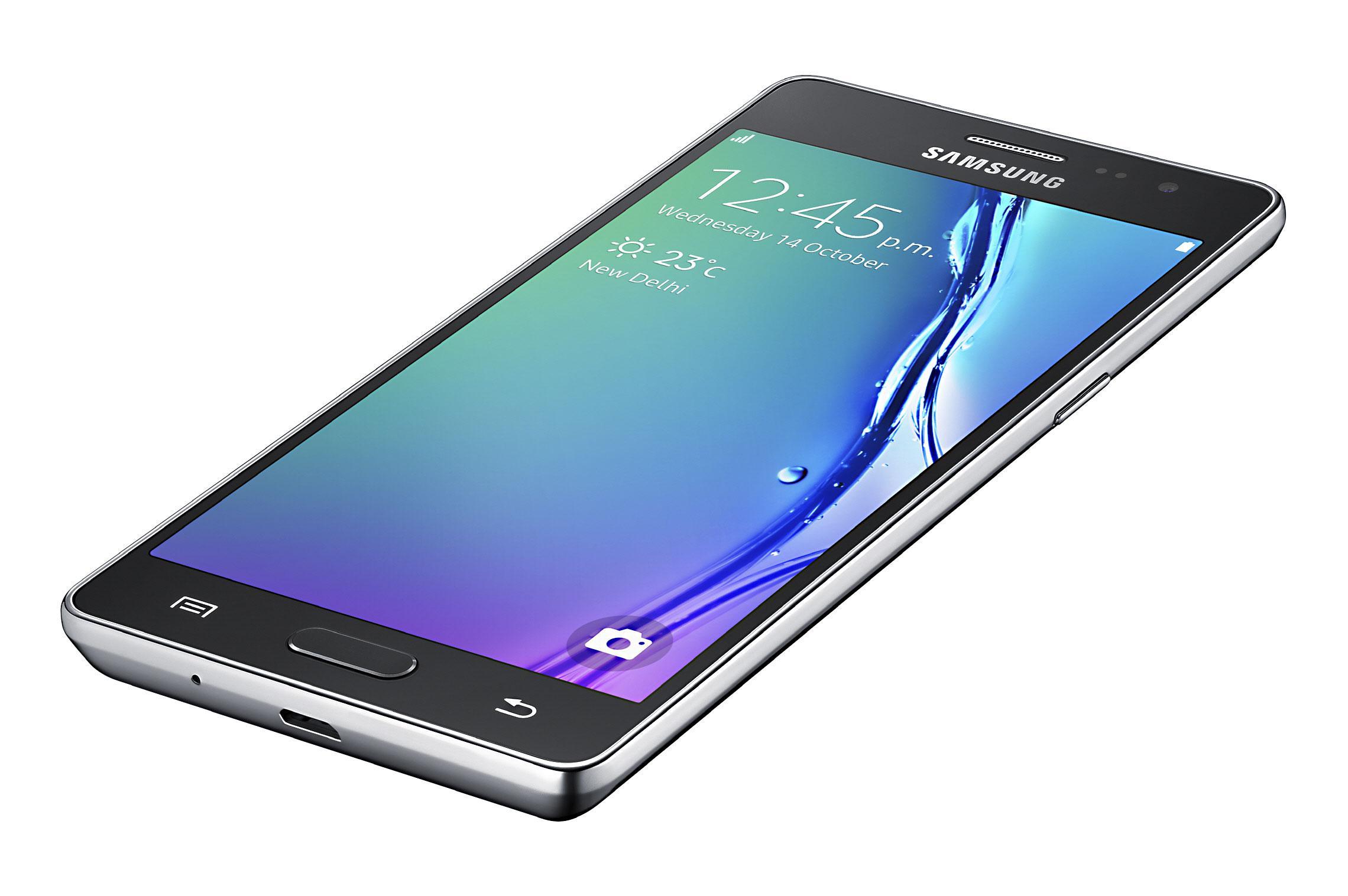 Samsung Z3 Tizen negro