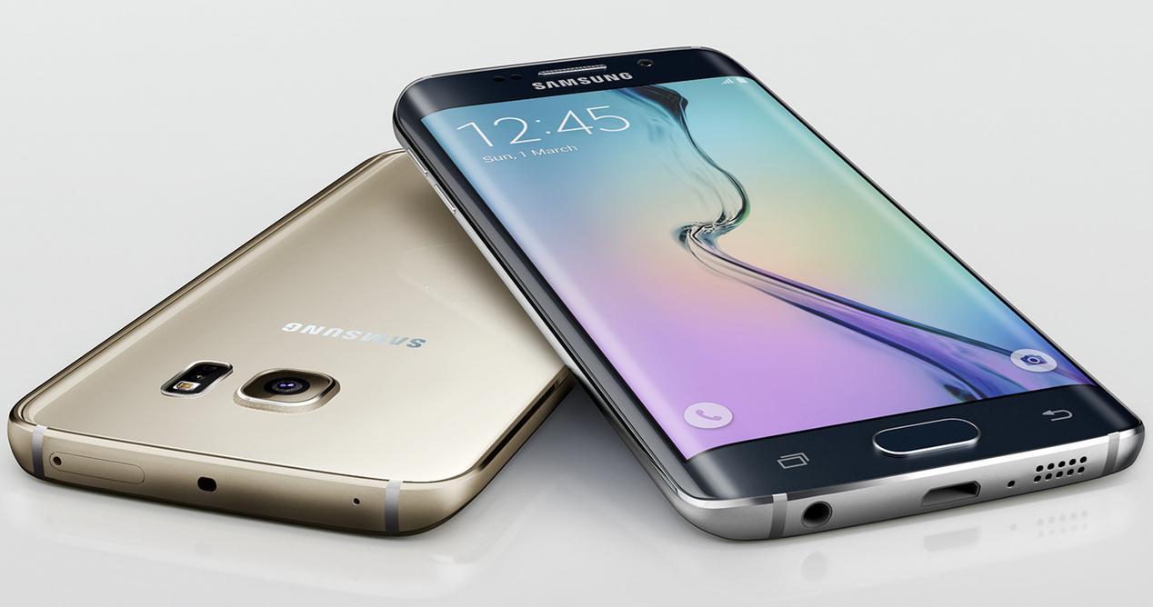 Samsung Galaxy S6 Edge Portada
