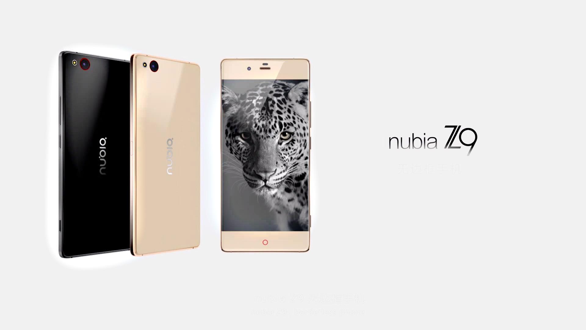 ZTE Nubia Z9 en color oro