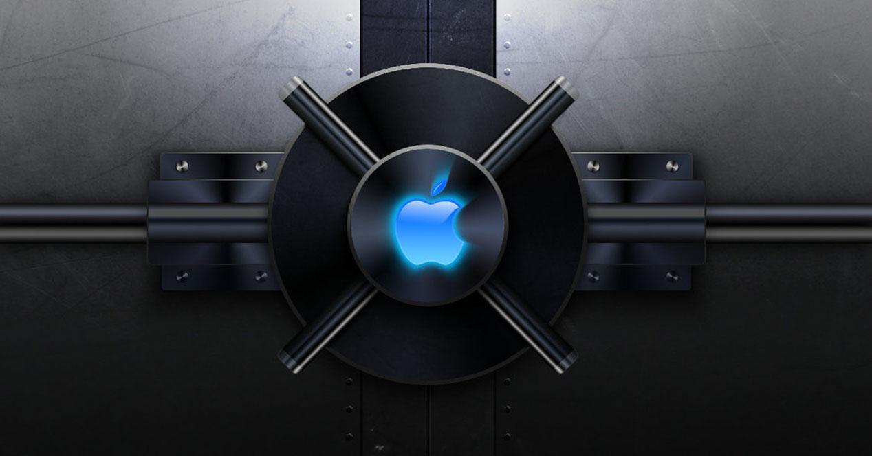 Apple caja fuerte