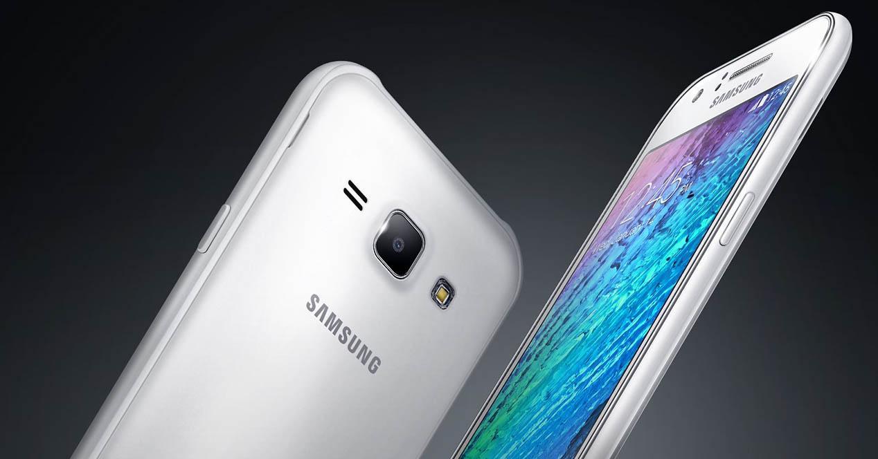 Galaxy J1 Mini portada