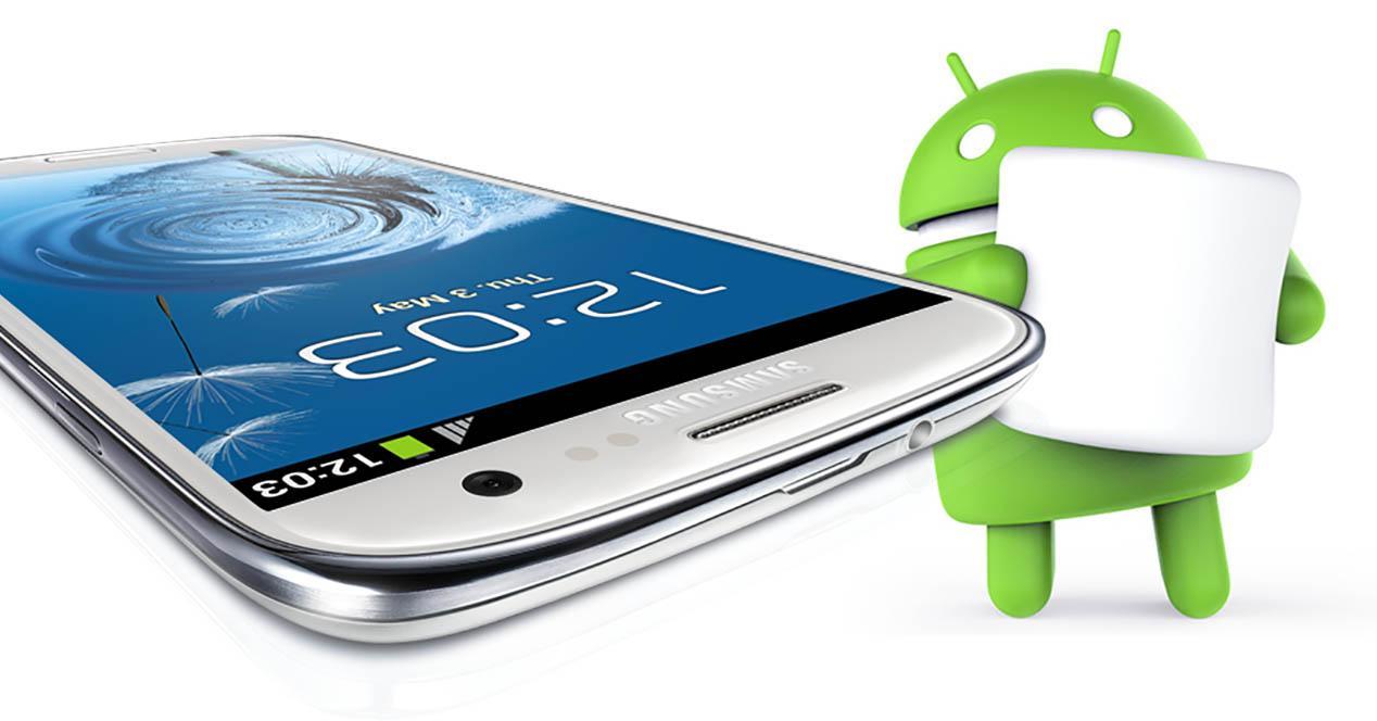 Samsung Galaxy S3 portada