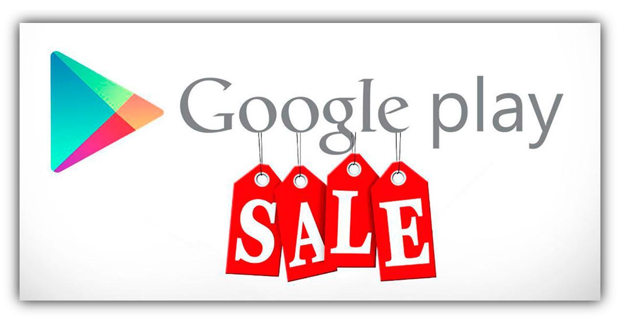 Google Play Store rebajas