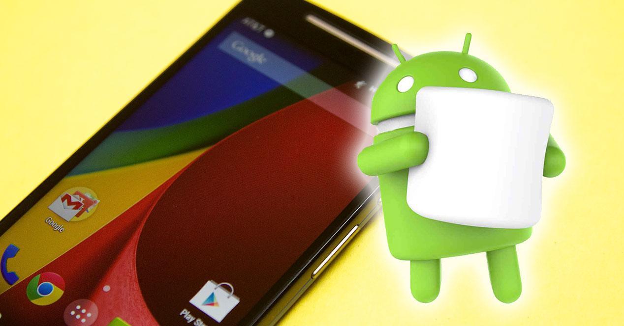 Marshmallow Android Moto G