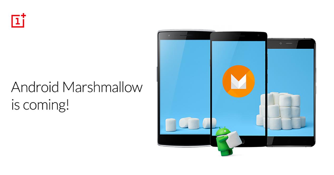 marshmallow oneplus