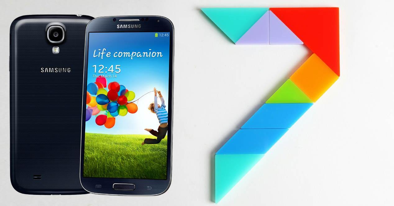 Galaxy S4 MIU 7