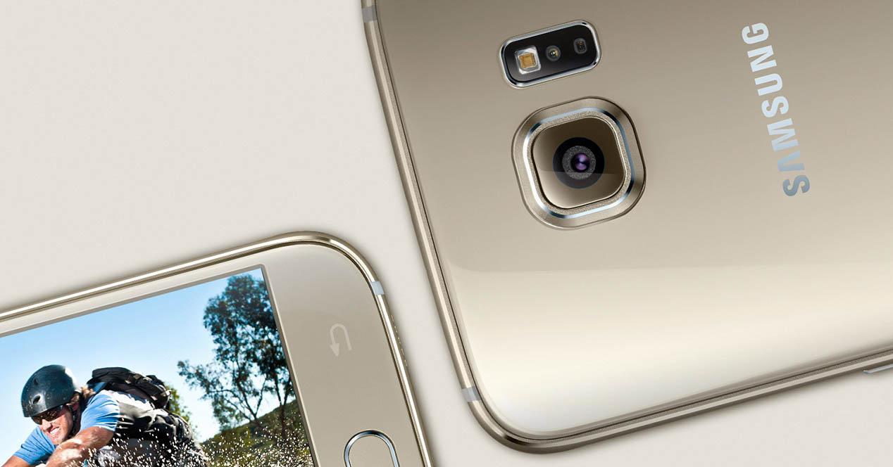 Galaxy S4 port s6 camara